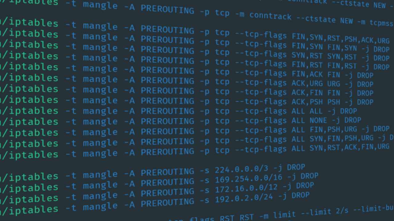 An In-Depth Guide to iptables, the Linux Firewall - Boolean