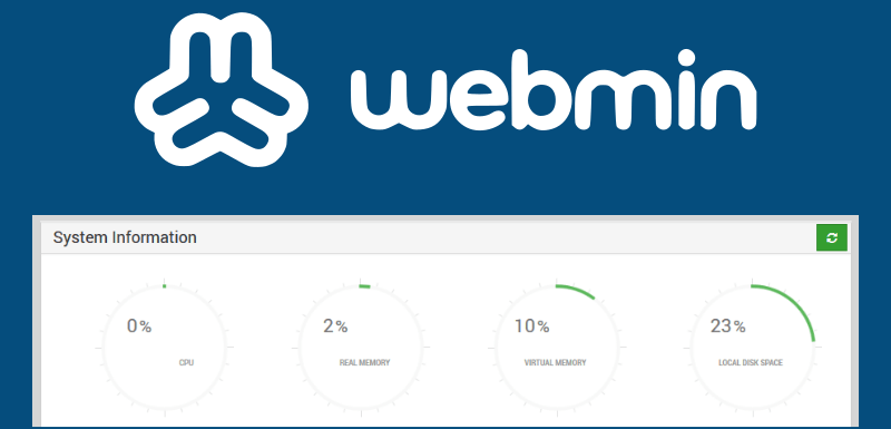 Managing Your Linux Server with Webmin - Boolean World