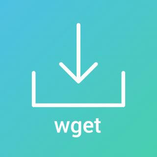 wget cover image